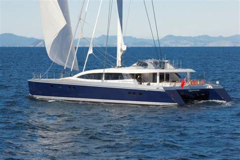 catamaran q5 yachting developments deliver the 100ft catamaran yacht q5