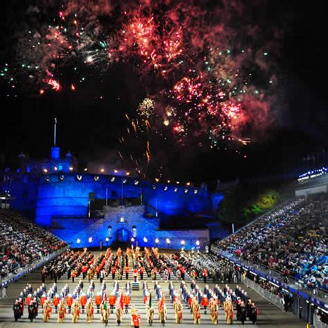 edinburgh tattoo holiday packages scotland travel holidays hotels self catering cottages