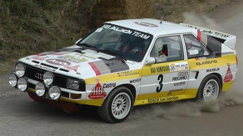 Rally Audi Quattro by Audi Quattro Rally Legend Di San Marino 2013