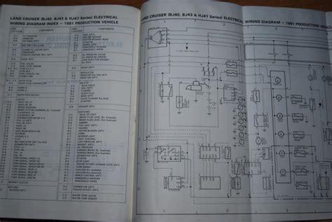hj75 alternator wiring diagram wiring diagram