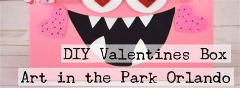 valentines in orlando valentines day diy monter box orlando fl feb 3