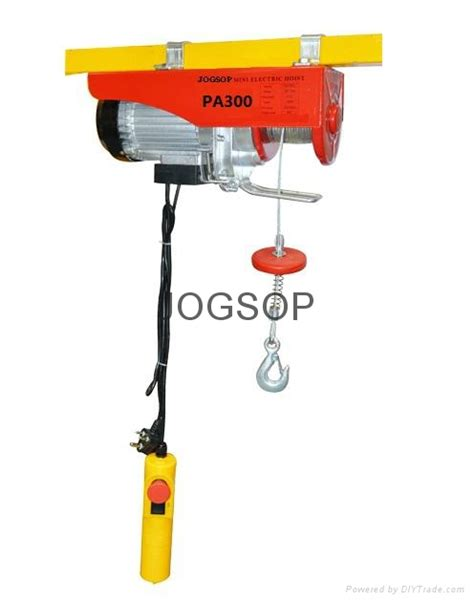 Electric Hoist Pa 300 electric hoist products diytrade china manufacturers