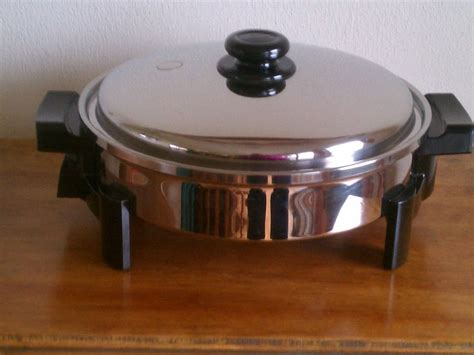 Rice Cooker Saladmaster saladmaster electric skillet k7256 shop bonanza skillets products and