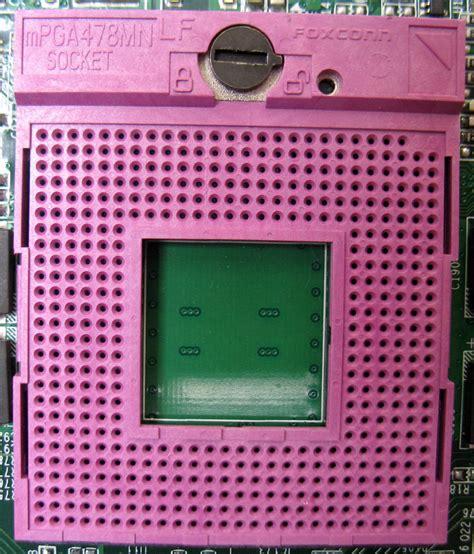 Sockel Pga478 by Socket M P Mpga479m 478 479 Pin Cpu Base Bga Connector For Intel Images Frompo