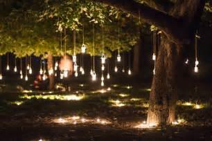 trees and lights lights tree summer hippie boho