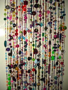 glass door beads beaded curtains 1000 images about hanging door beads on pinterest