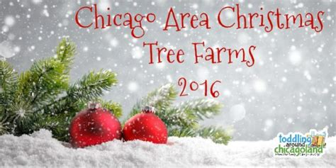 chicago area christmas tree farms 2016