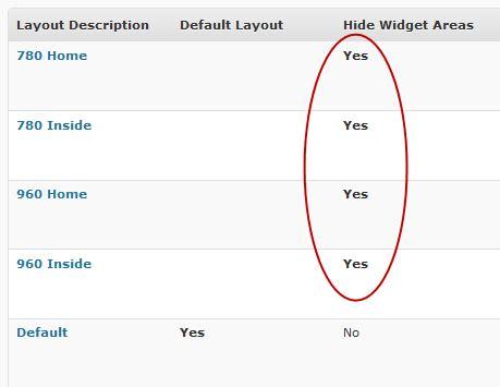 wordpress layout builder widget area layout builder widget area builder tip hide widget areas