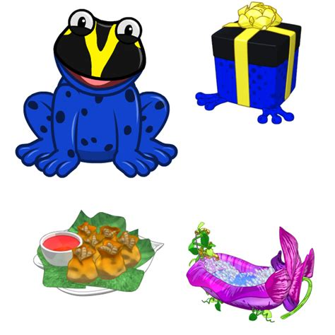 virtually frogs how to stay afloat in the dating pond books sneak peek rainforest frog wkn webkinz newz