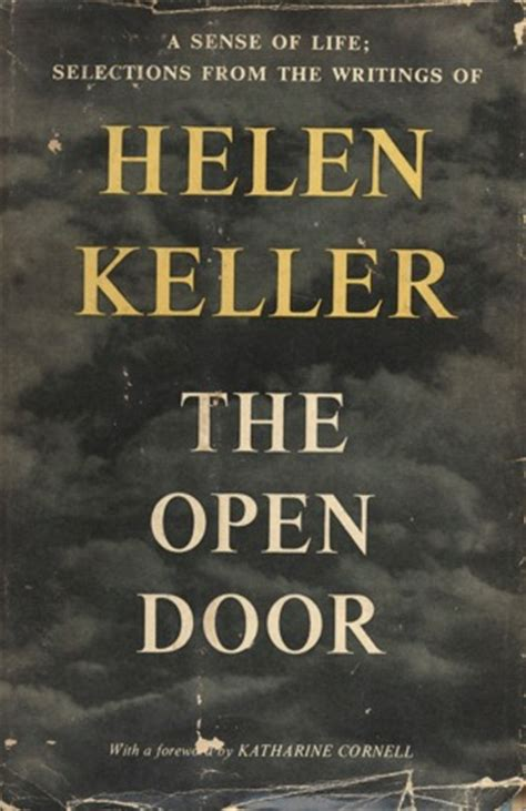 books opened the doors of the world to me huffpost the open door by helen keller reviews discussion bookclubs lists