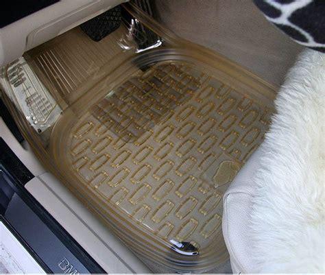 Clear Plastic Car Floor Mats by Buy Wholesale Clear Pvc Plastic Universal Vehicle Auto Foot Carpet Car Floor Mats 5pcs Sets