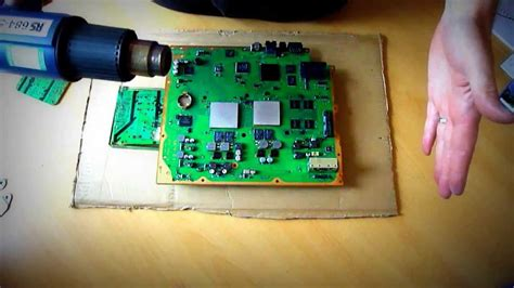 ps3 blinking red light ps3 flashing red light repair guide youtube