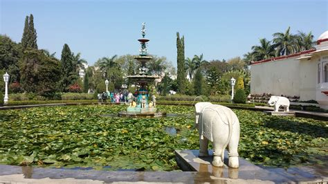 Conference by Saheliyon Ki Bari Fountain With Lilypads The Dairy Free