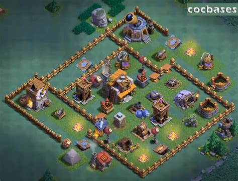 builder designs top 20 best builder hall 5 base new 3000 cups