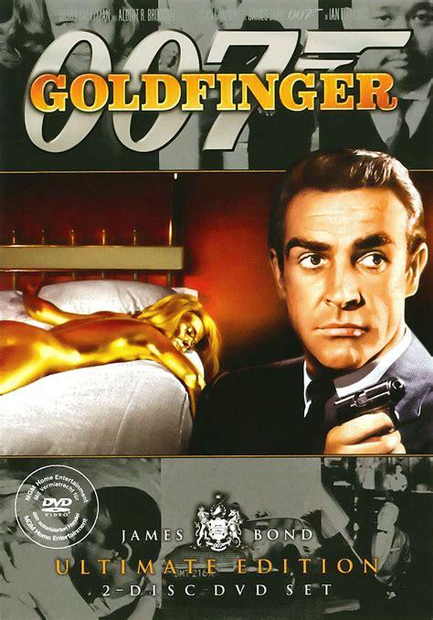 libro goldfinger james bond 007 james bond 007 goldfinger dvd oder blu ray leihen videobuster de