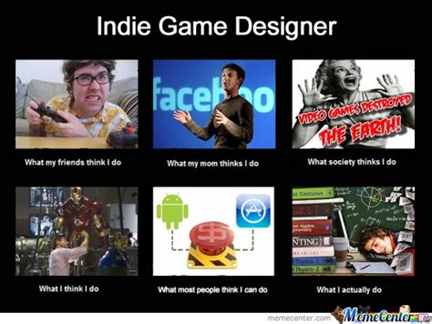 Designer Meme - indie gaming memes best collection of funny indie gaming