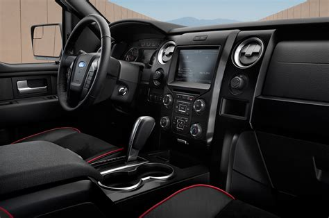 Ford F150 Interior by 2014 Ford F 150 Tremor Test