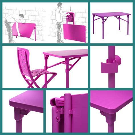 set tavolo e sedie da esterno tavolo e sedie pieghevoli da giardino e terrazzo zic zac
