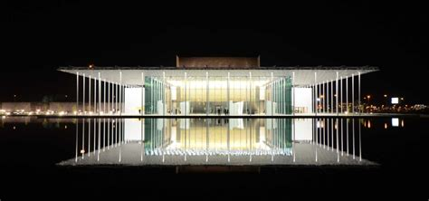 Interior Design Home Theater national theatre of bahrain by architecture studio