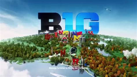 big ten map big ten conference psa maps
