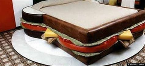 sandwich bed sweet dreams 15 bizarre beds pictures