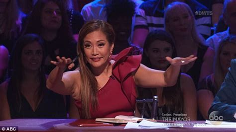 has carrie ann inaba gained weight 2014 debbie gibson leaves dwts after battling with lyme disease