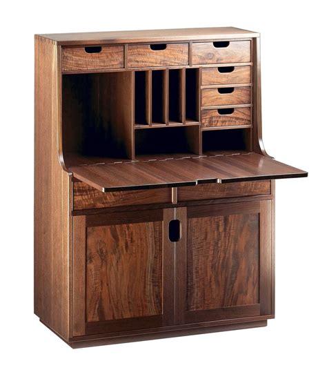 black walnut desk made contemporary claro black walnut desk