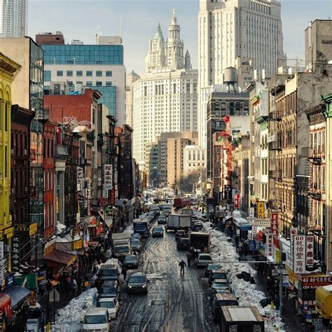 york street ny usa ipad air wallpaper