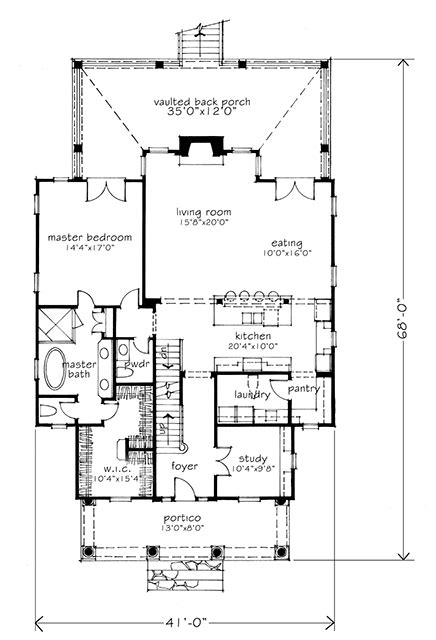 southern living floorplans house plan dewy sl1842 by southern living house plans food home