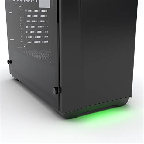 phanteks announce their new p400 and p400s tempered glass windowed phanteks eclipse p400 tempered glass atx mid tower case