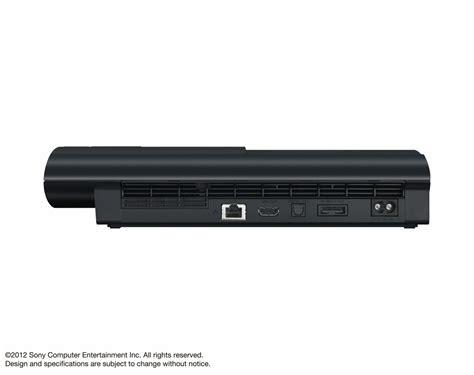 ps3 console 12gb さらに小型 軽量化した新ps3 cech 4000 シリーズ10月4日より新発売 gigazine