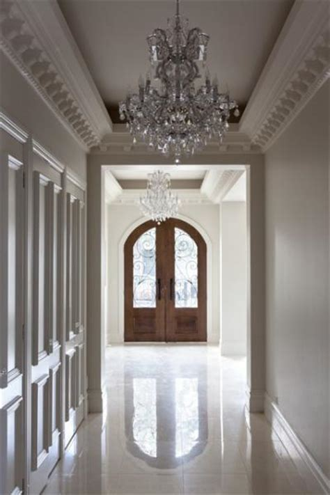 Plaster Cornices Melbourne macedon st hallway photo topline cornice melbourne vic