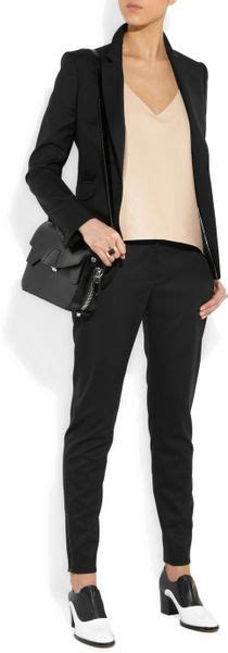 Aldo Two Tone Wallet Black And White reed krakoff two tone leather oxford shoes in white lyst