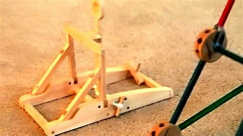 Handmade Catapult - catapults part1