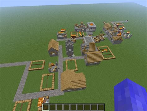 what does the full version of minecraft give you destruction of the village full version minecraft project
