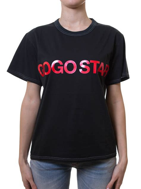 Rubber Print T Shirt By Golden Goose T Shirts Ikrix