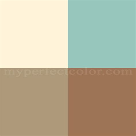 benjamin moore colors and matches scheme created by