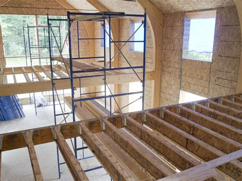 how to frame a floor second floor framing new hudson valley