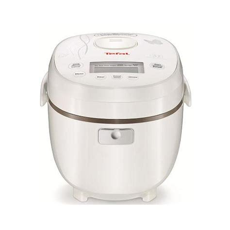 Tefal Fuzzy Logic Rice Cooker 1 L tefal 0 5l mini fuzzy logic rice cooker rk5001 mega