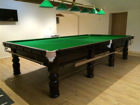 size refurbished snooker table snooker pool table