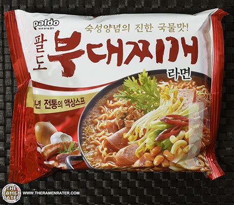 New Ottogi Budae Jjigae Army Stew Ramen Mi Mie Instant Korea Import 2220 paldo budae jigae ramyun the ramen rater