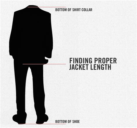 Best Resume Length by How Should A Suit Jacket Fit Suit And Sport Jacket