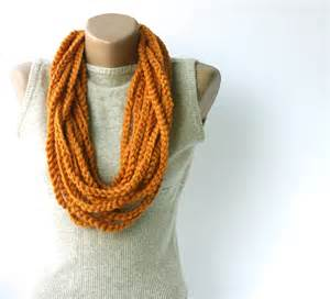 Orange Infinity Scarf 301 Moved Permanently