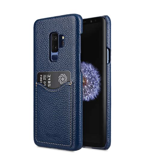 2 Samsung Galaxy S9 Premium Leather Card Slot Back For Samsung Galaxy S9 Plus Black Ver 2 Ukeyy
