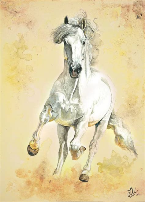 painting workshop horses 11 best images about watercolor on