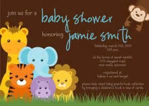Safari Themed Baby Shower » Home Design 2017