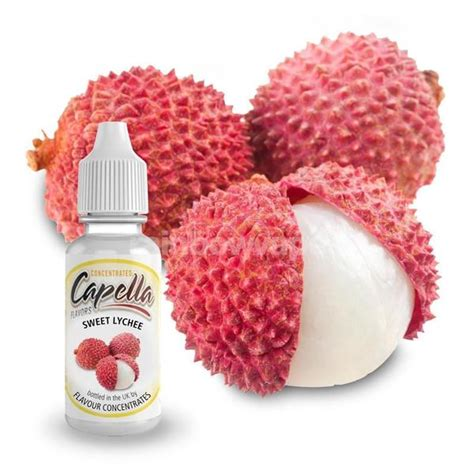 Litchi Flavor 10ml sweet lychee capella flavour concentrate flavour concentrates flavor drops