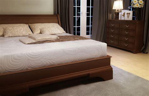 Plush Beds Mattress by Plushbeds Mist 9 Quot Gel Memory Foam Mattress Reviews