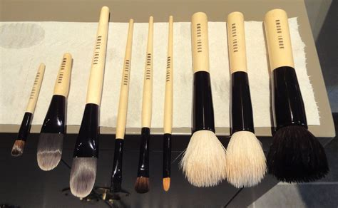 Brown Make Up Brush Kuas Makeup 24 Best Seller brown conditioning brush cleanser best
