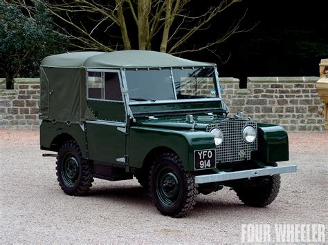 Land Rover Series 1 2713483